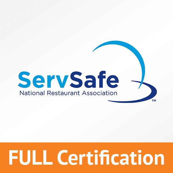RI Servsafe Food Safety Certification